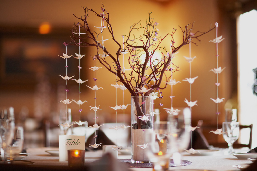 Winter wedding DIY ideas