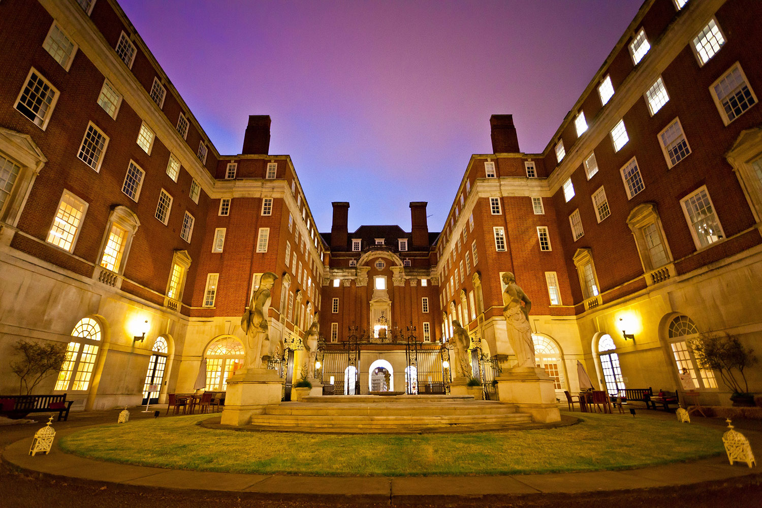 bma house, london wedding venue