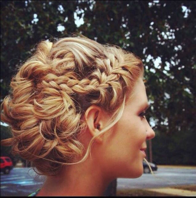 braiding, wedding hair, bridal hair