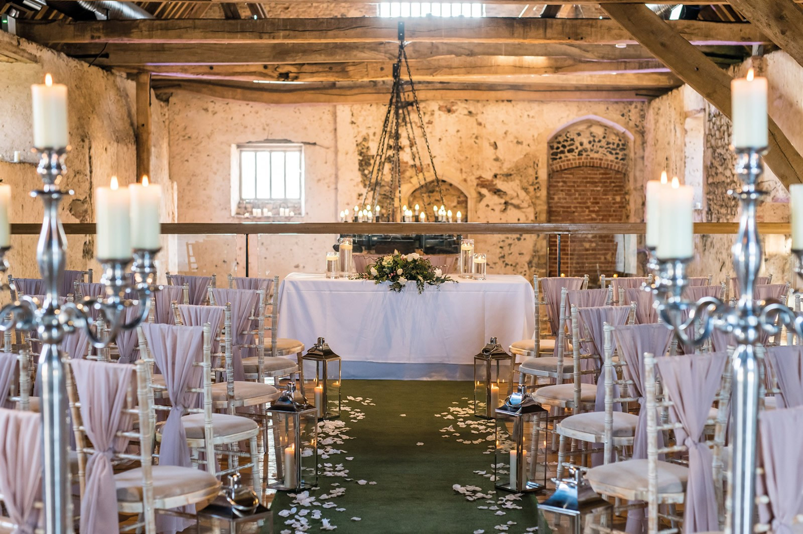 Brasted's and Brasted's | Barn Wedding Venues | WeddingPlanner.co.uk