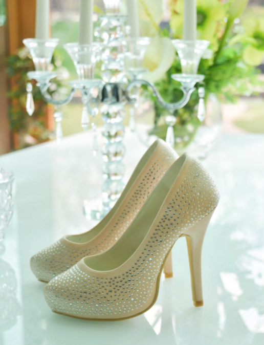 Our Friends At Solely Original Are Offering You The Chance To WIN A Bespoke Pair Of Wedding Shoes Worth GBP150 Designed Exactly How Want Them