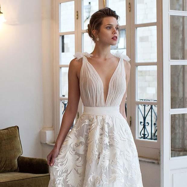 10 summer wedding dresses weddingplanner summer wedding dresses weddingplanner junglespirit Gallery