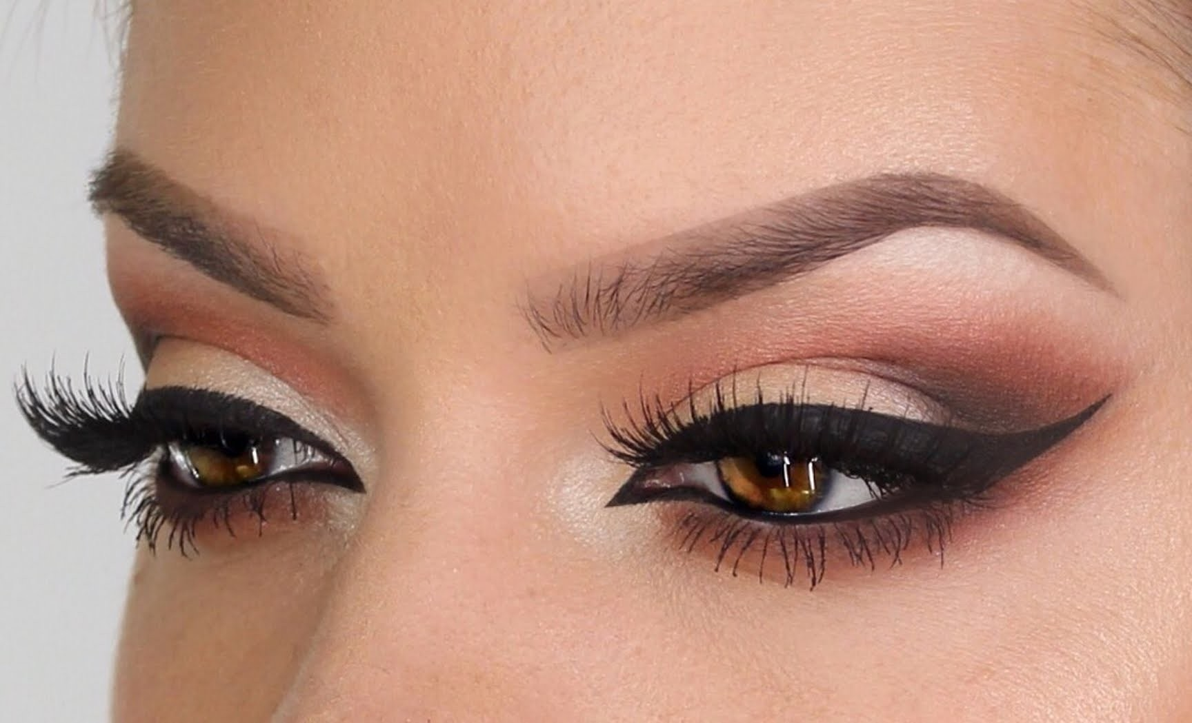 wedding make up trends, autumn make up trends, peach eyes, peach lips