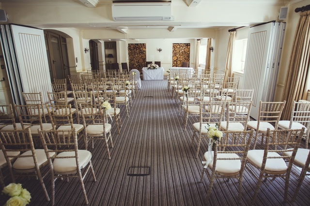the manor house, real wedding