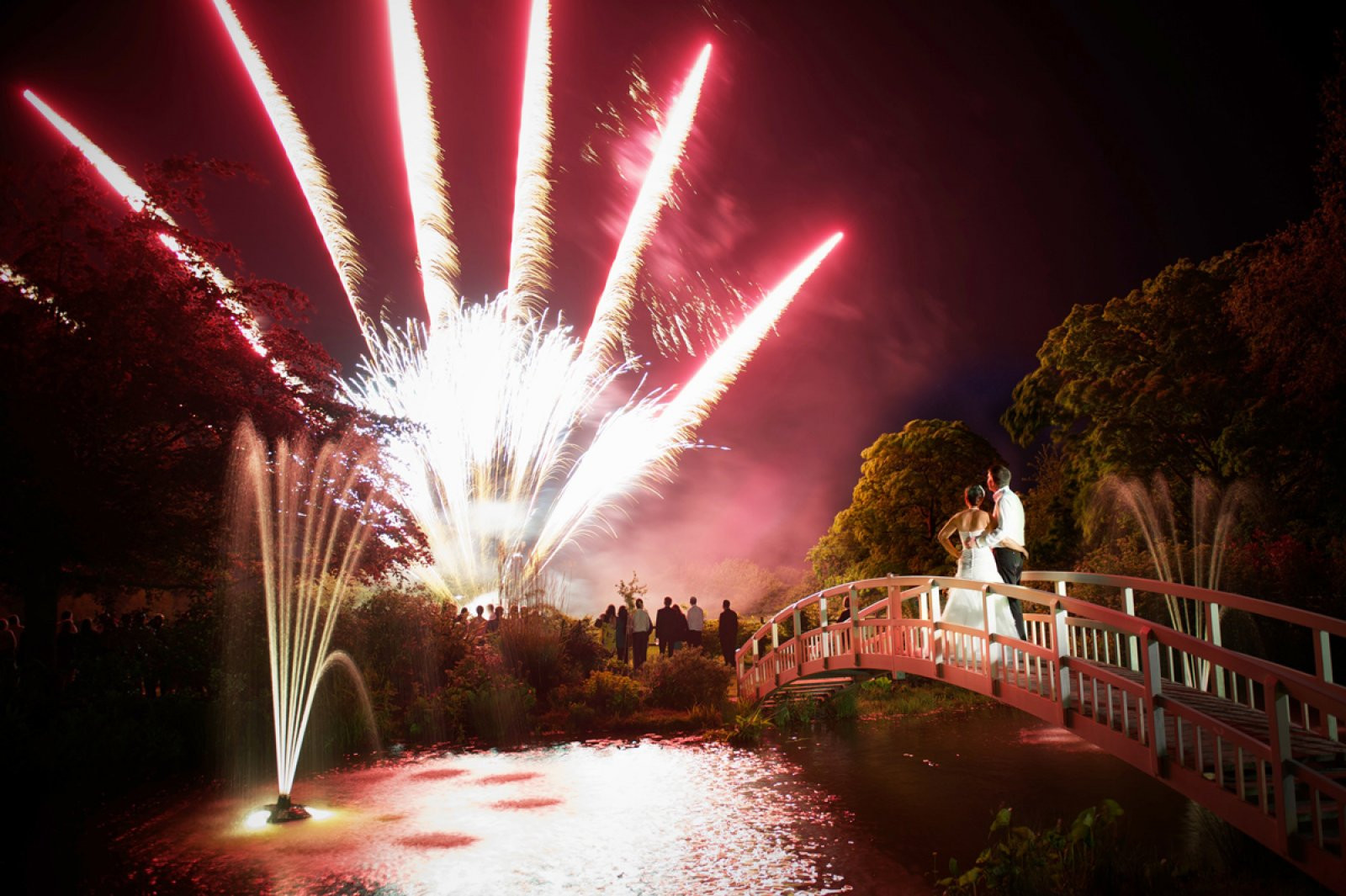 Komodo Fireworks - Fireworks on WeddingPlanner.co.uk