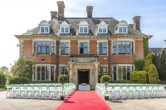 dunchurch park hotel, asian wedding venue, large wedding venue