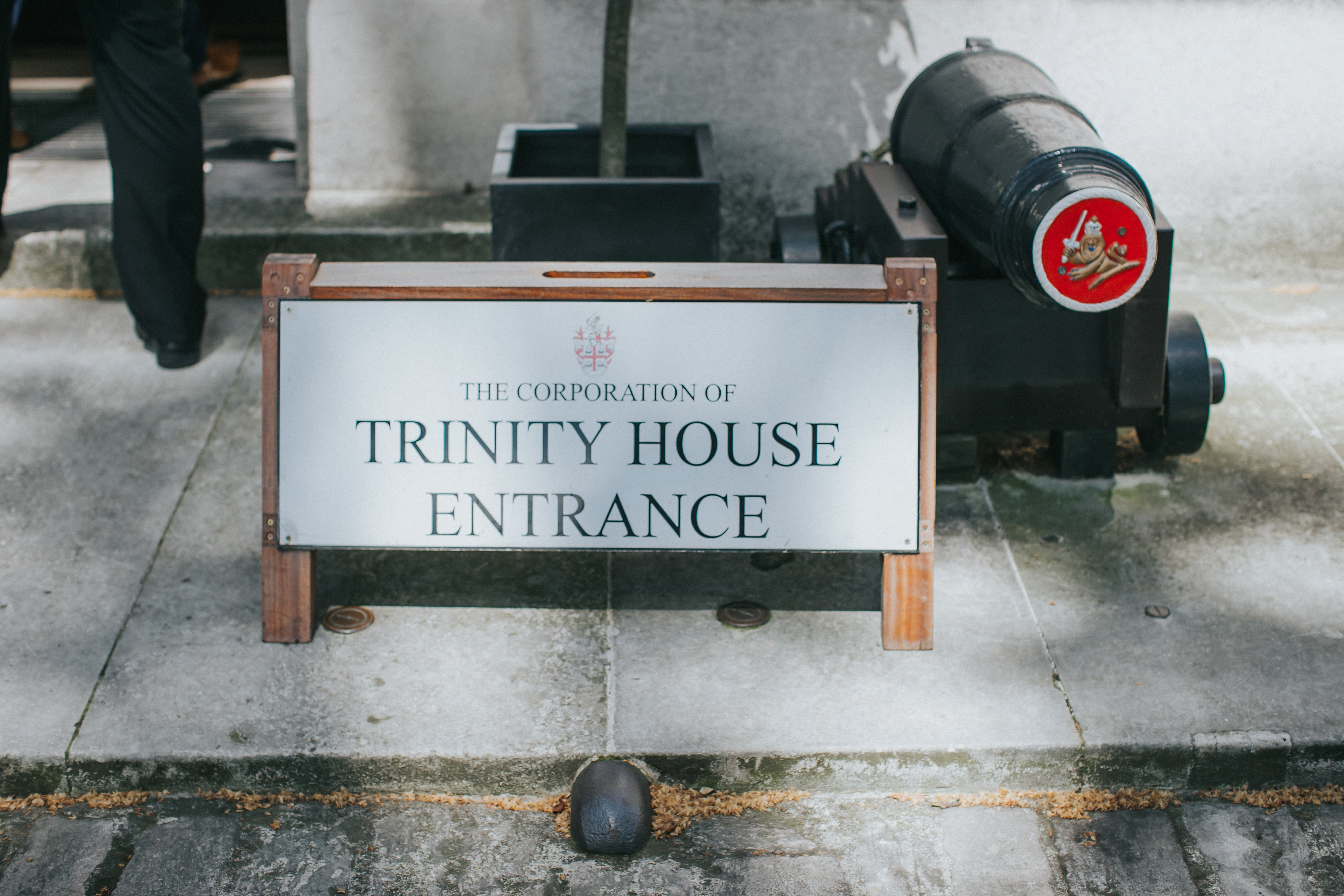 trinity house wedding london