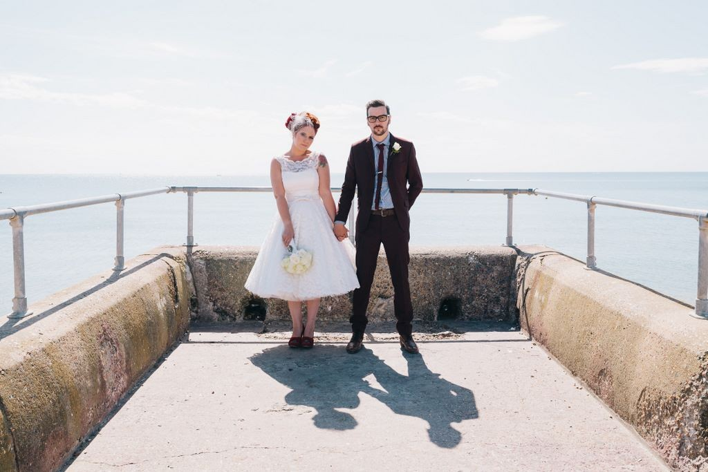 real wedding, proud, proud london, proud brighton, quirky wedding, rock and roll wedding