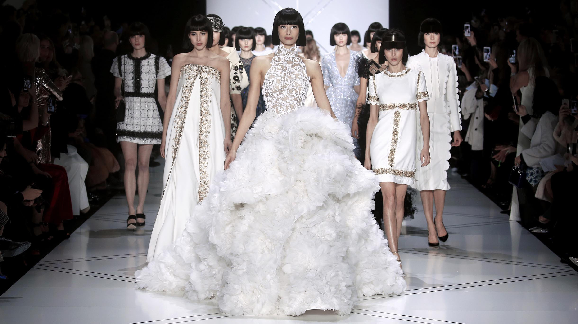 ralph and russo, wedding dresses
