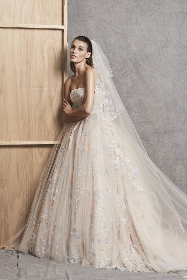 Zuhair Murad\'s 2018 Decadent Blush Dress Collection - WeddingPlanner ...