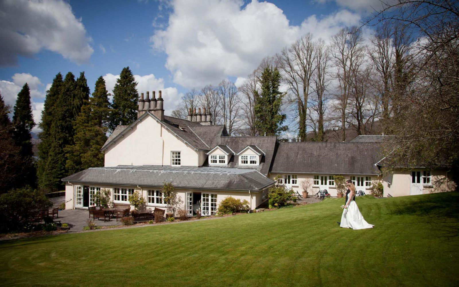 briery wood country house, cumbria wedding venue