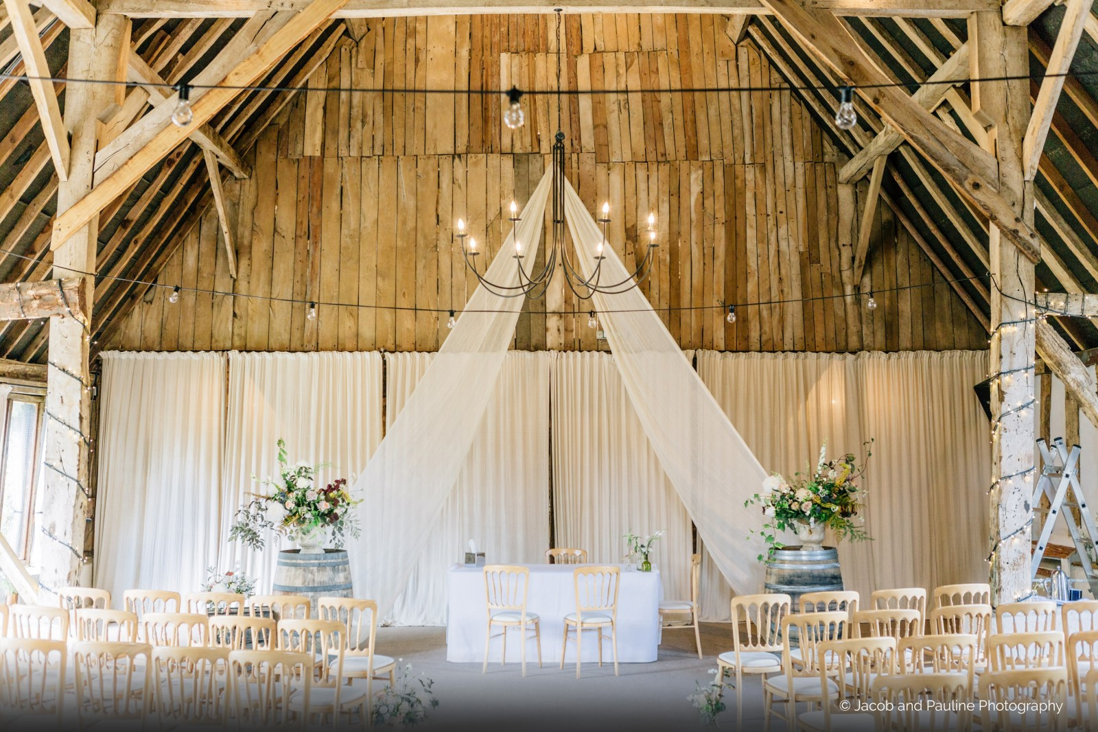 Clock Barn | Barn Wedding Venues | WeddingPlanner.co.uk