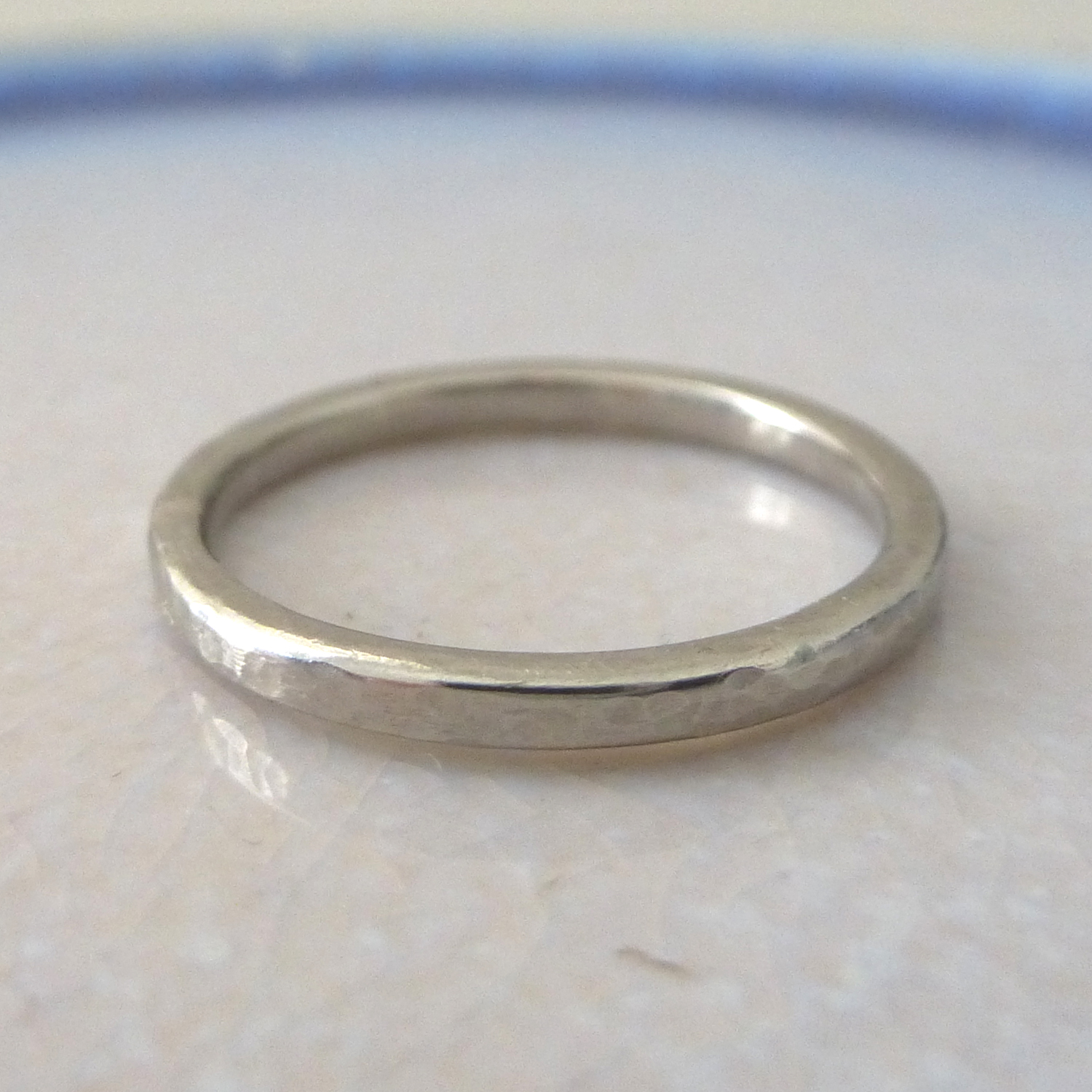 wedding ring, silver wedding ring, nikki stark jewellery
