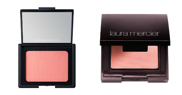 wedding makeup, blusher