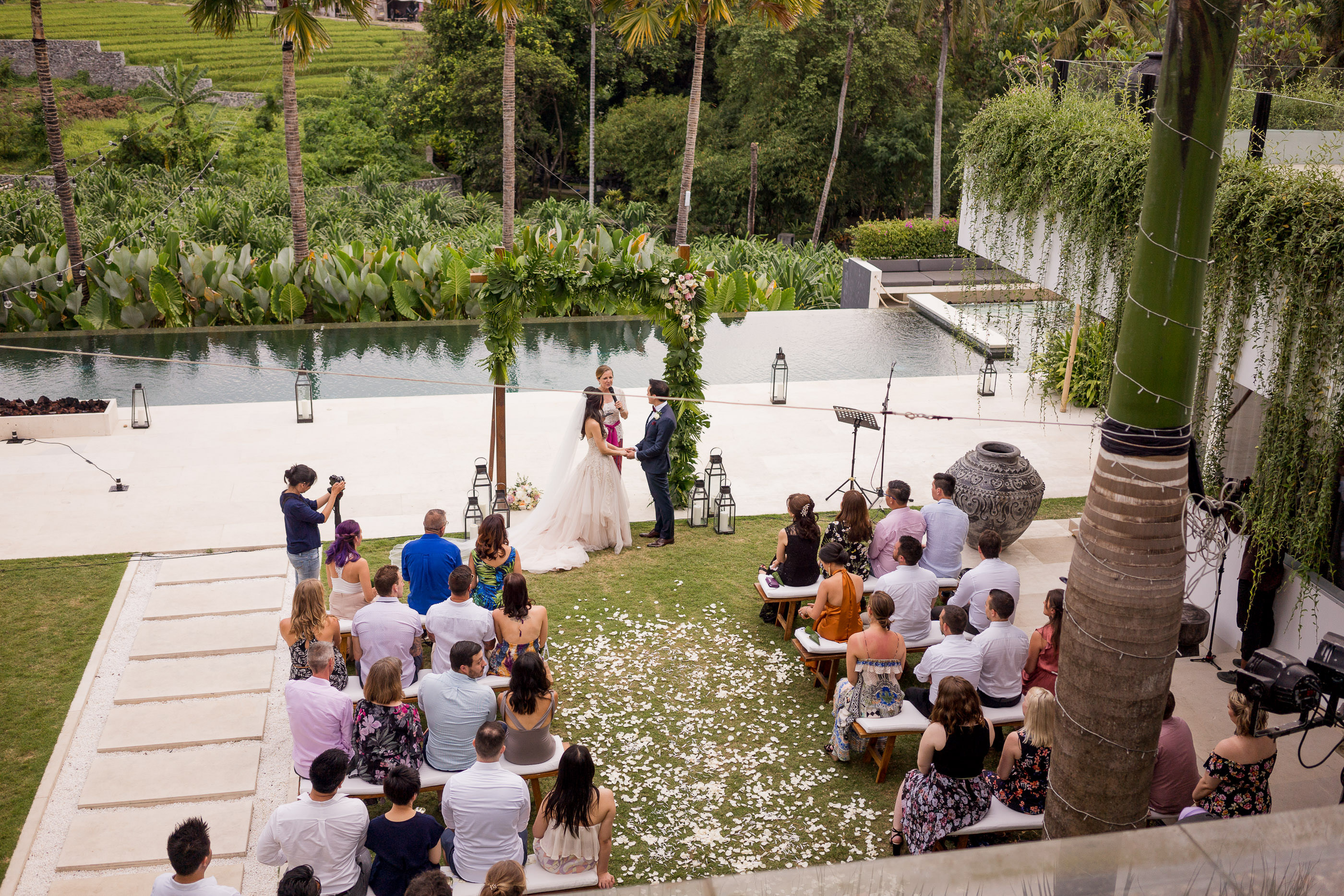 Bali Wedding, Real Wedding, Destination Wedding