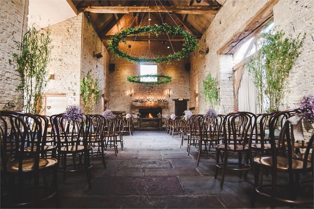 Barn Wedding Style West Country Venue