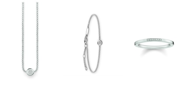 thomas sabo jewellery, bridesmaid gifts