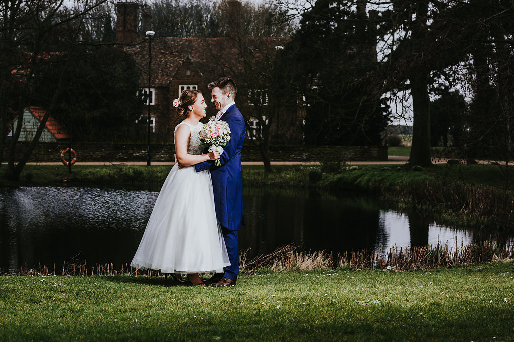 heacham manor wedding, real wedding