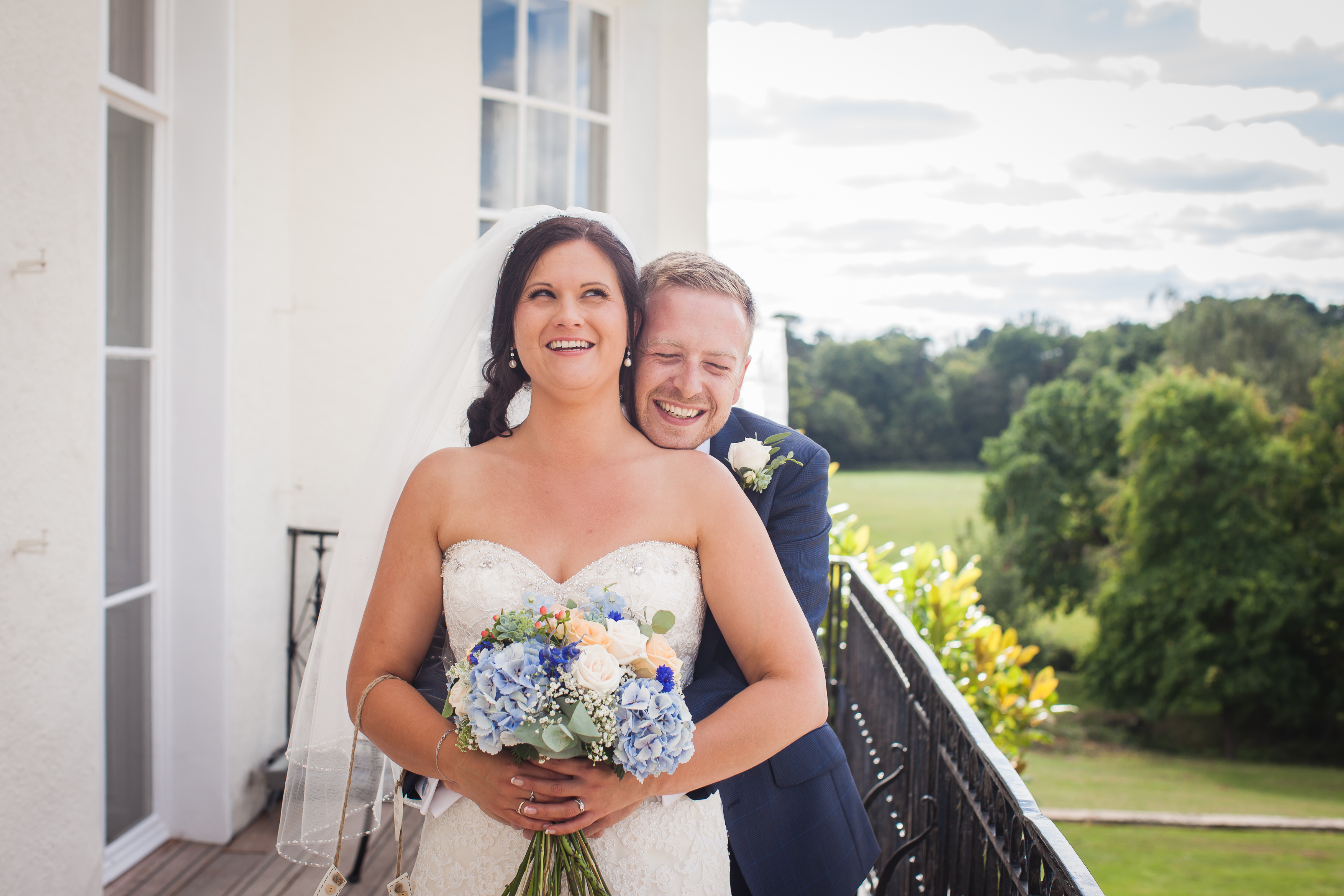 Rockbeare manor wedding
