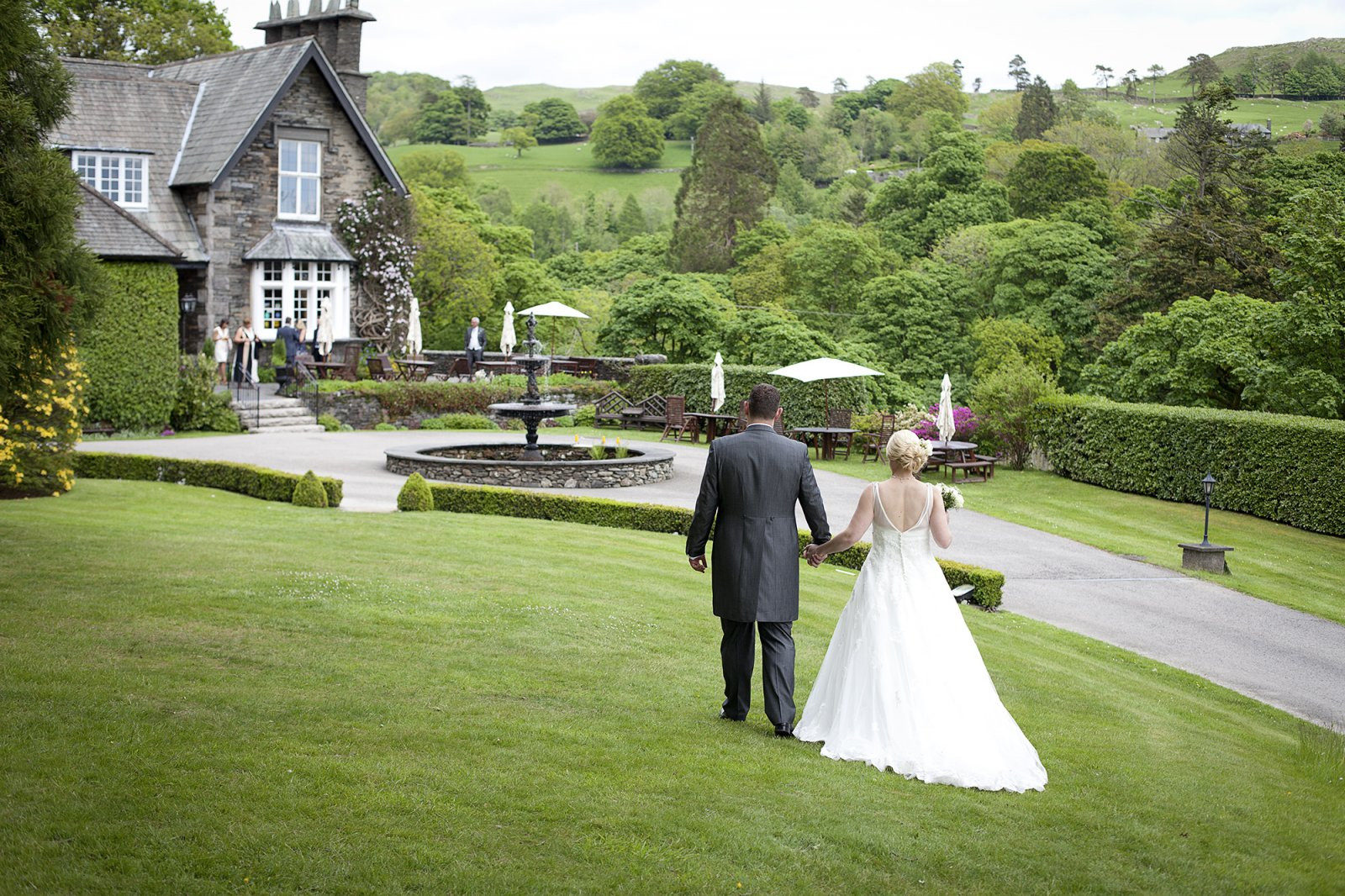 broadoaks country house, cumbria wedding venues