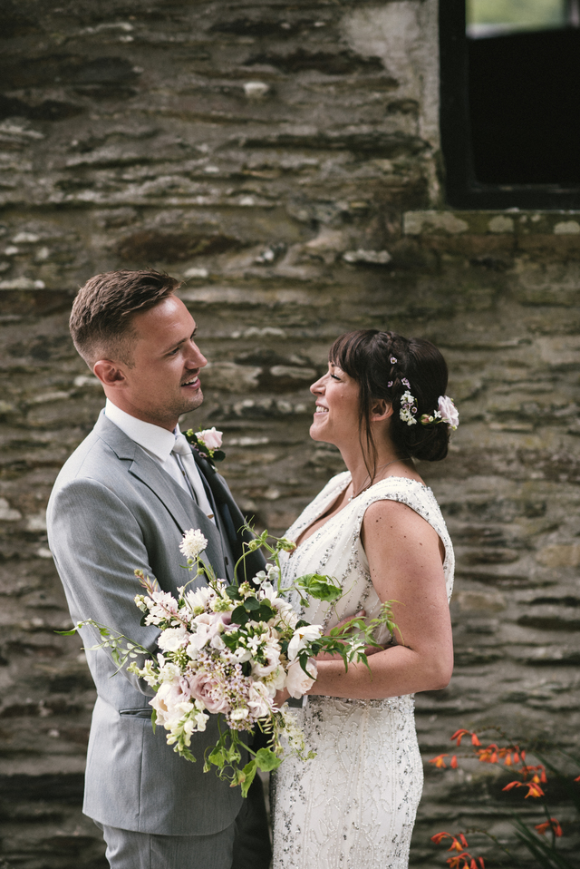ever after dartmoor, real wedding