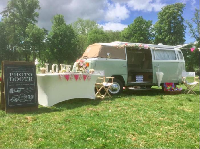 Unusual Wedding Photo Booth Ideas - WeddingPlanner co uk