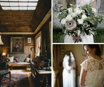 Bohemian Styled Shoot in the Scottish Countrys...