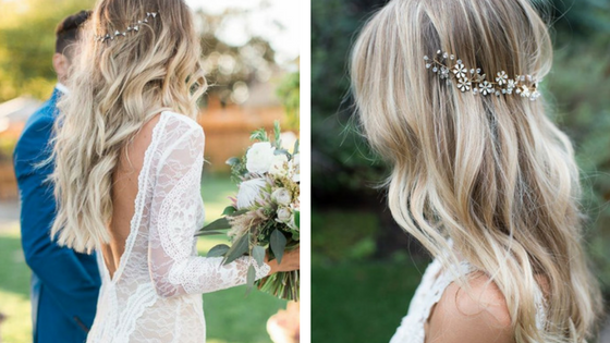 Wedding Hair, Beachy Waves, Wedding Planner, Hair of 2016
