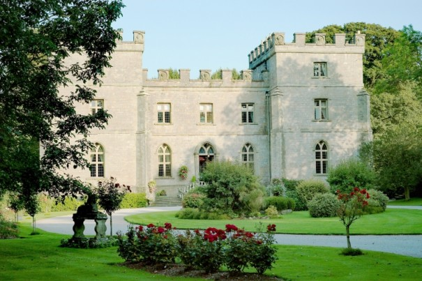 clearwell castle, wedding venue gloucestershire
