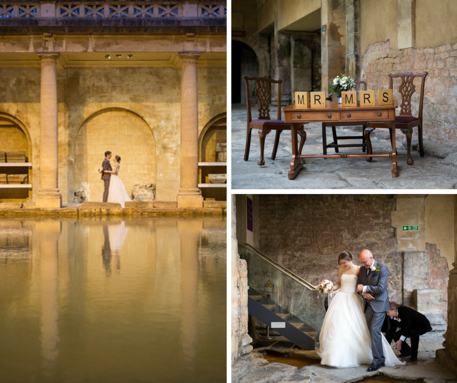 Wedding Inspiration, Bath Spa, Vintage
