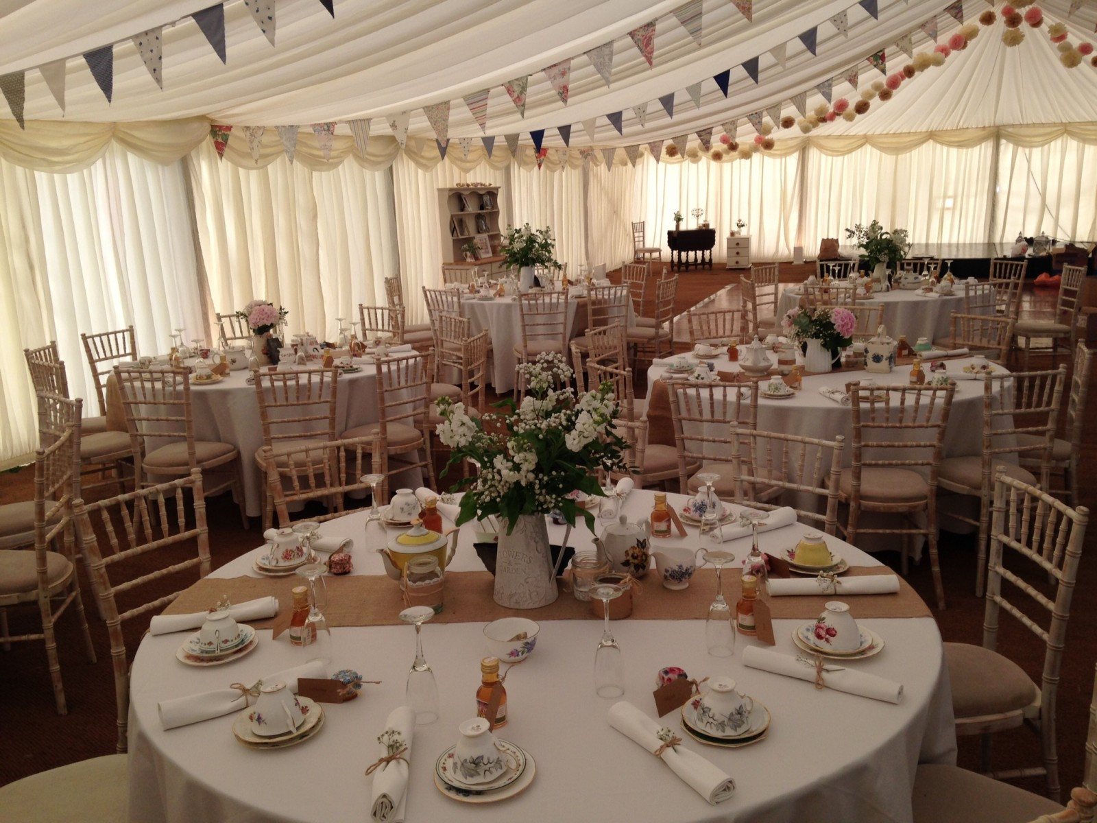 Universal Marquees | Marquee Wedding Venues | WeddingPlanner.co.uk