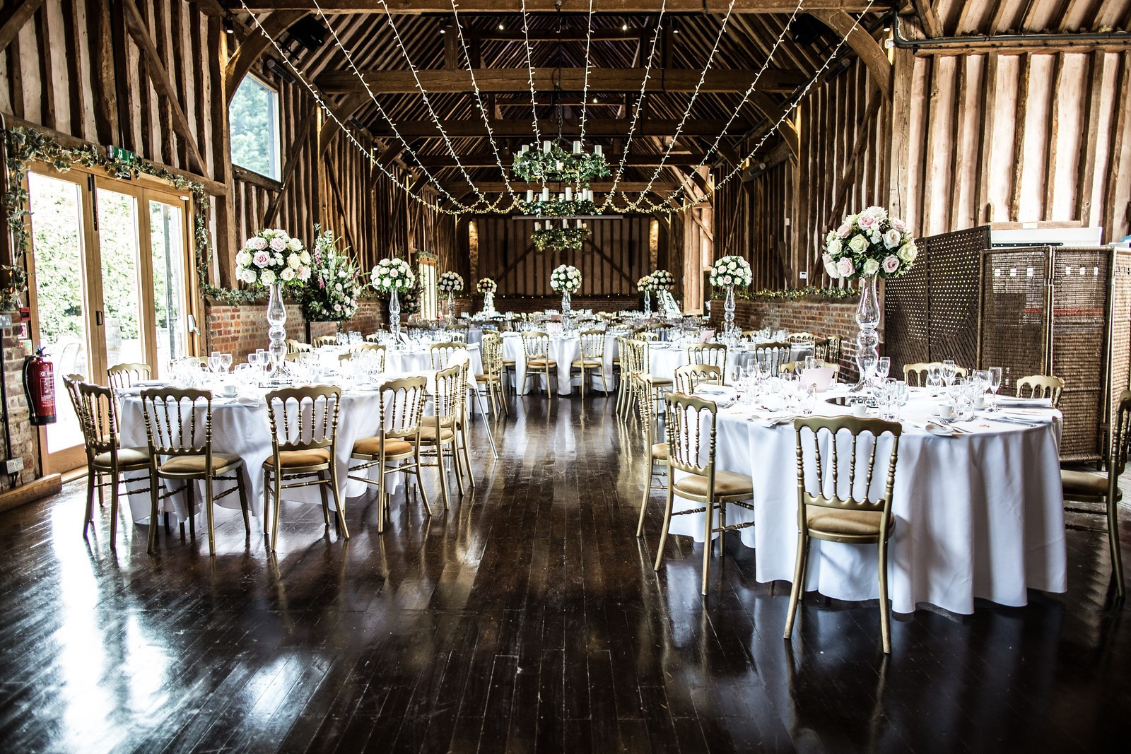 Lillibrooke Manor Barns | Barn Wedding Venues | WeddingPlanner.co.uk