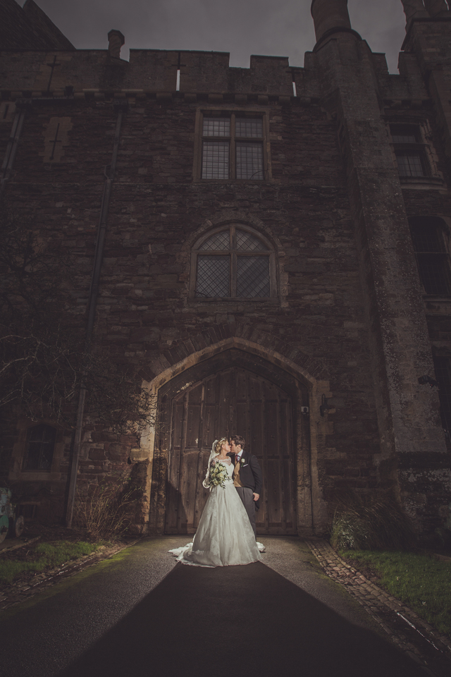 berkeley castle wedding