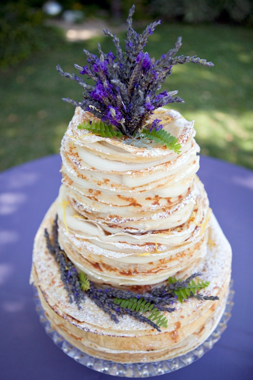 dessert wedding cakes, wedding cake trends 2018