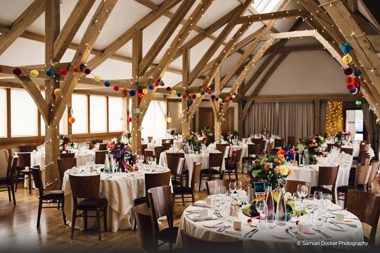 Bassmead Manor Barns | Barn Wedding Venues | WeddingPlanner.co.uk