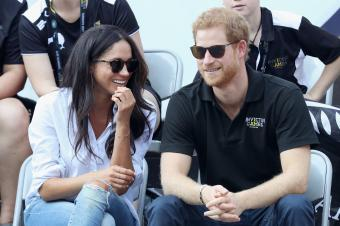 BREAKING: Prince Harry and Meghan Markle are E...