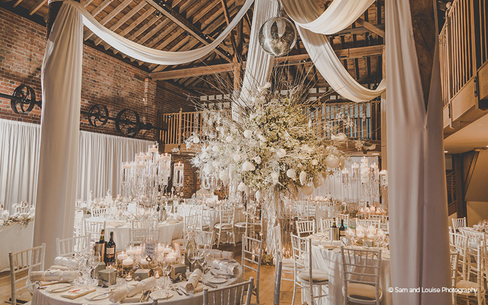 Gaynes Park | Barn Wedding Venues | WeddingPlanner.co.uk