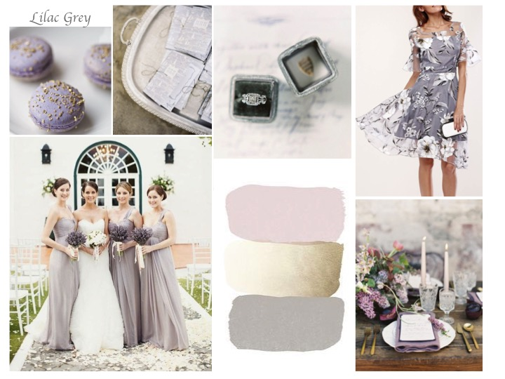 Inspire Me: Lilac Grey & Rose