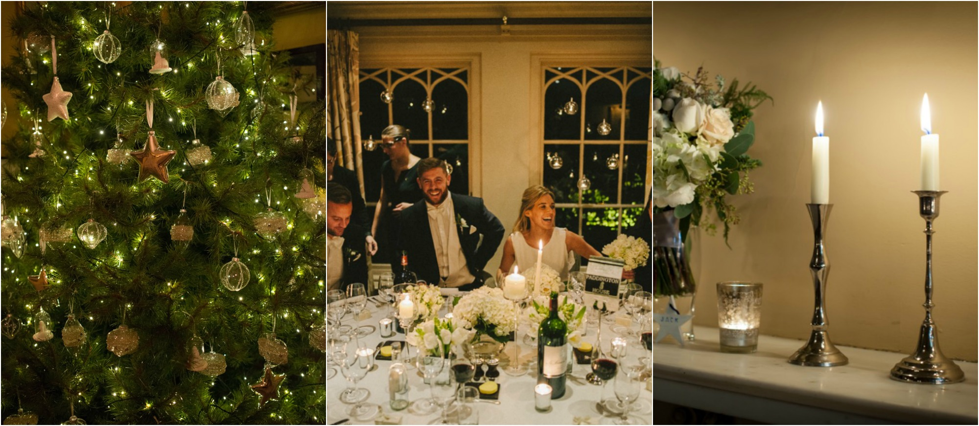 top tips for a winter wedding