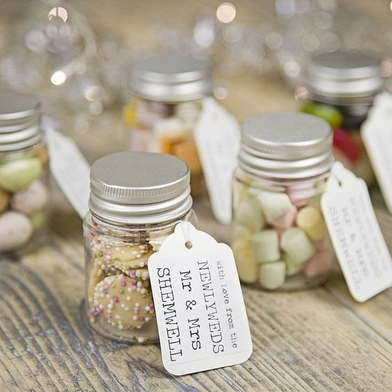Fabulous wedding favours for under 1 weddingplanner wedding wedding ideas wedding favours budget wedding favours cheap wedding favors junglespirit Images