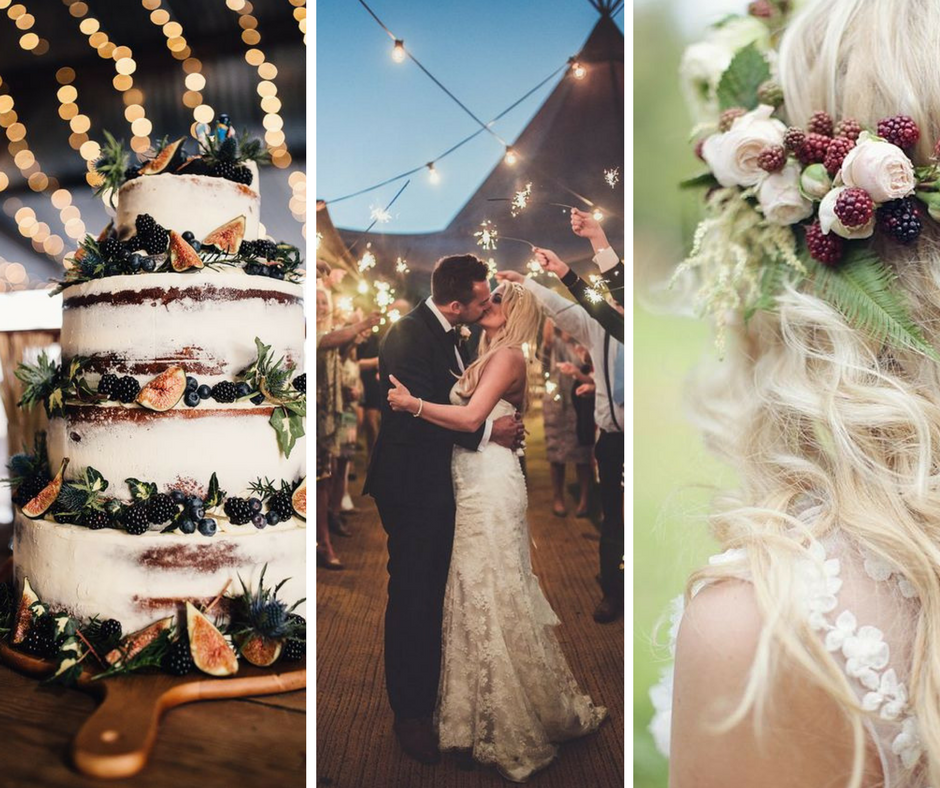 9 Autumn Inspired Wedding Ideas