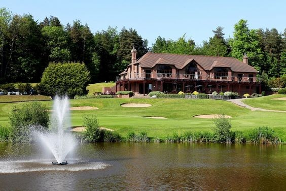 westerham golf club, asian wedding venue, large wedding venue