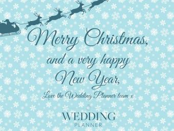 Merry Christmas From Wedding Planner