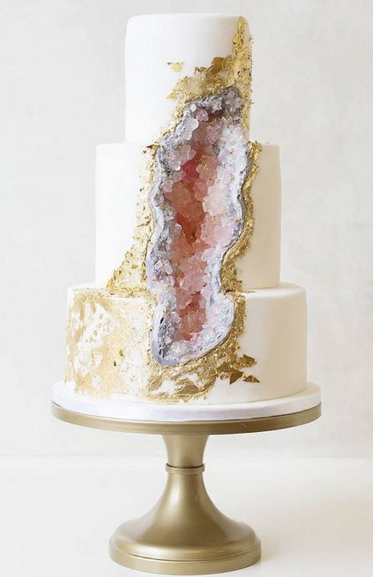 9 Beautiful Wedding Cake Ideas in 2018 - WeddingPlanner.co.uk