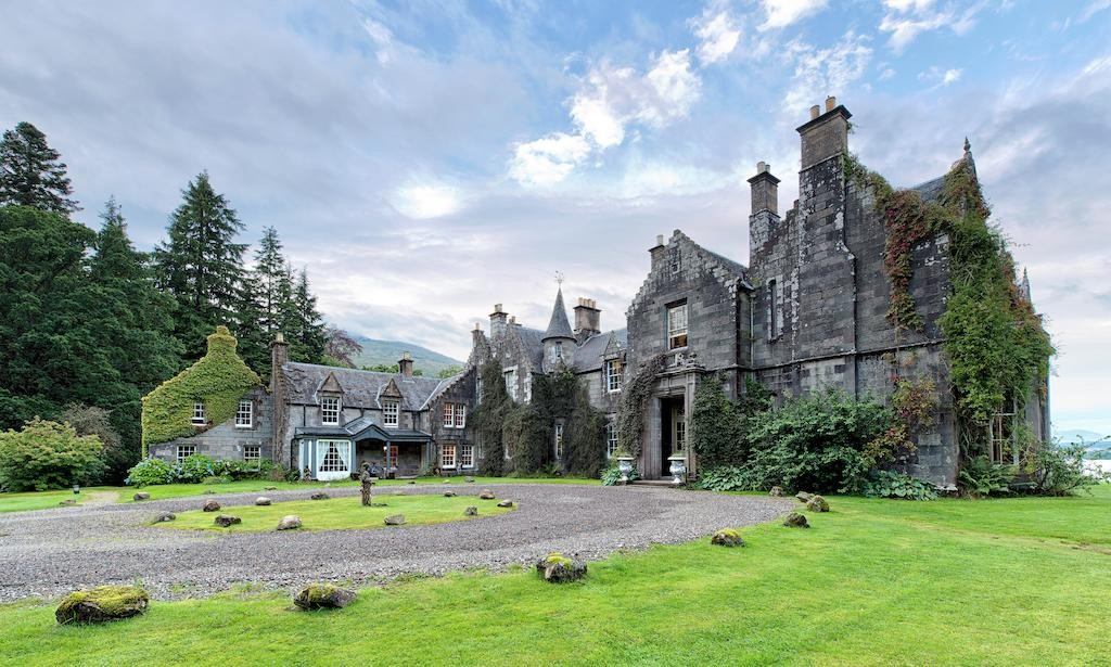 ardanaiseig hotel, scottish wedding venues, wedding venues in Scotland