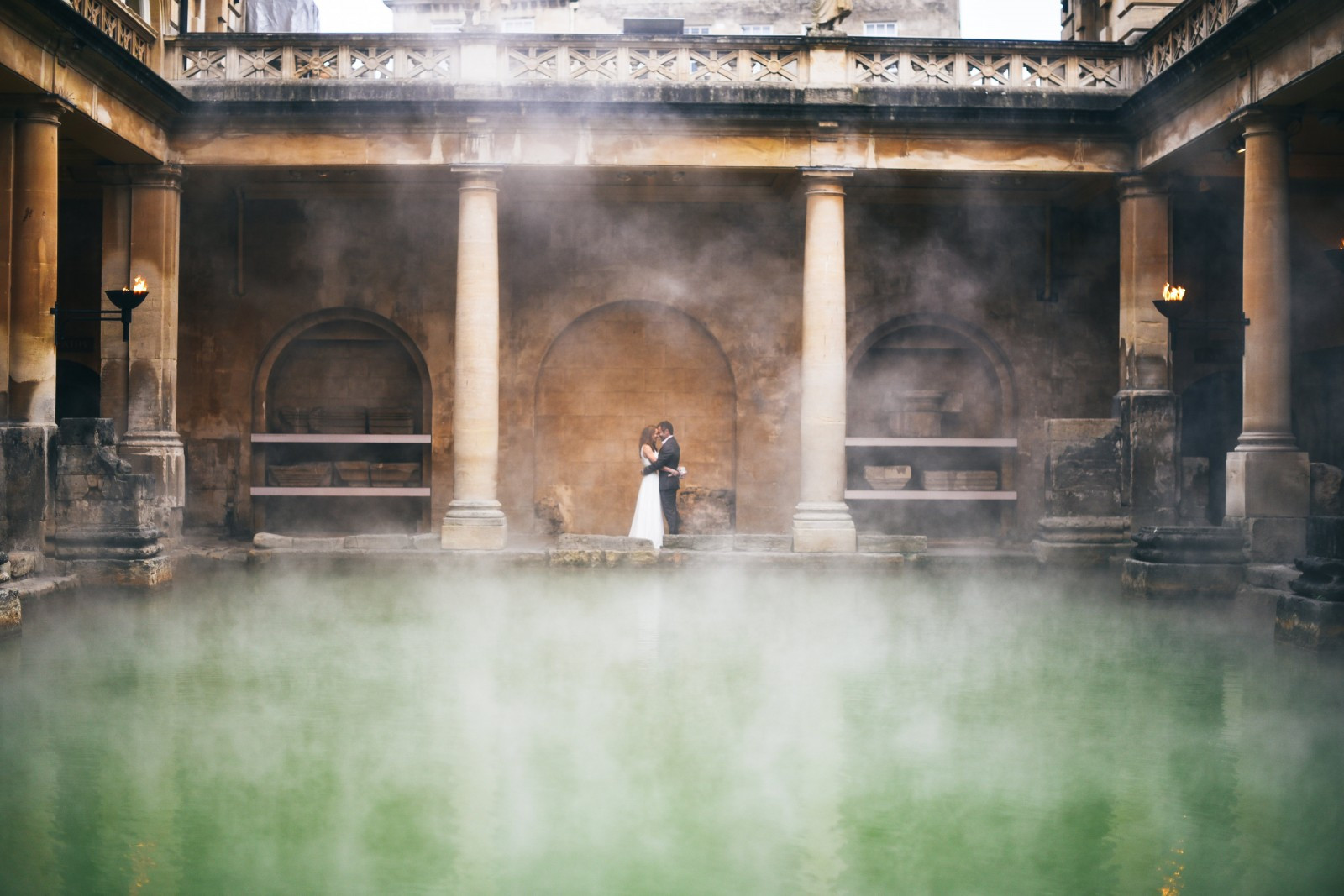 roman baths and pump room, bath wedding venue, bath historic venues