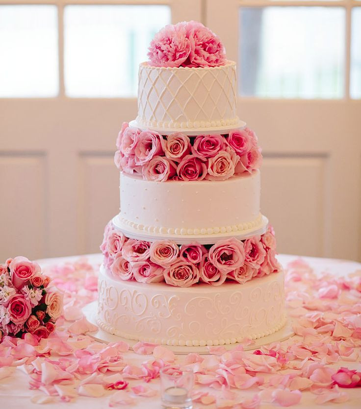 hot pink wedding cake ideas 9 beautiful wedding cake ideas in 2018 weddingplanner co uk 15341