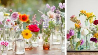 Cheat Sheets to Spring Wedding Flowers
