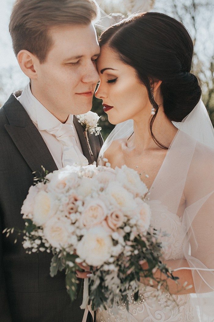 Wedding Inspiration, Classic Wedding, Dusty Pink, Vintage Wedding, Bristol Wedding, White Roses, Outdoor Wedding