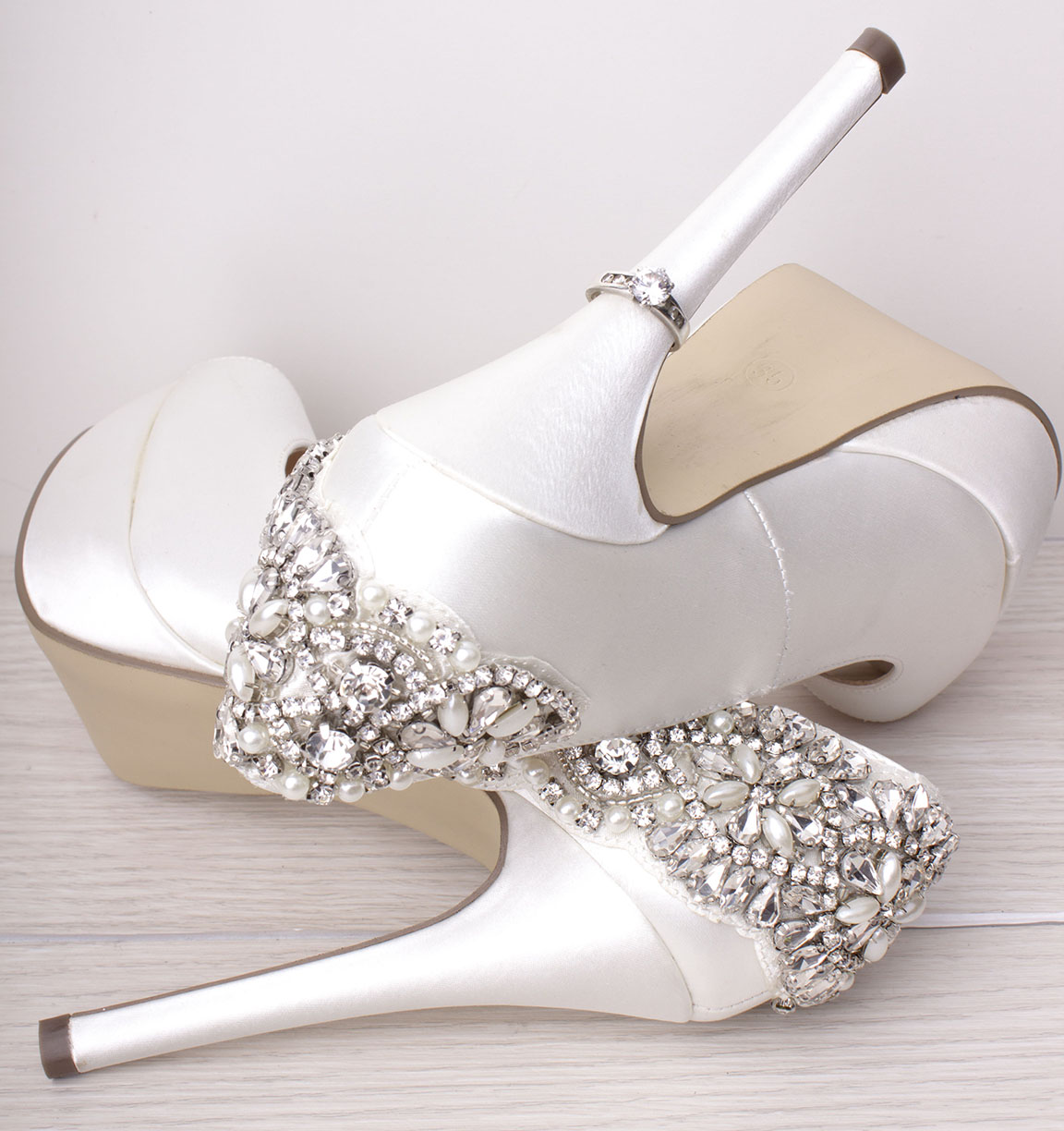 Top 5 Fears Of Wedding Shoe Shopping & How To Beat Them